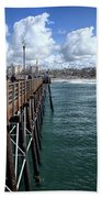 The View From Here Beach Towel