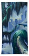 The Vine And The Alter Beach Towel
