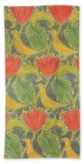 The Voysey Birds Beach Towel