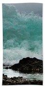 The Wall Beach Towel