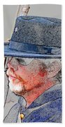 The War Vet Beach Towel