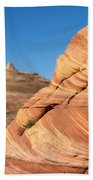 'the Wave' North Coyote Buttes 13 Beach Towel