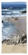 The Waves - The Sea Beach Towel