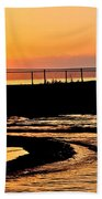 The Weekend Beach Towel by Frozen in Time Fine Art Photography