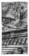 The Winding Stairs Beach Sheet