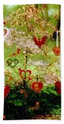 The Wishing Tree Beach Towel