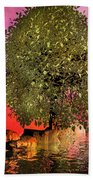 The Wishing Tree Two Of Two Beach Towel