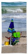 This Is A Recording Beach Towel