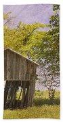 This Old Barn Beach Sheet