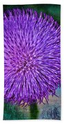 Thistle Beach Towel