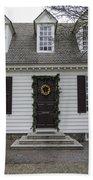 Thomas Everard House Williamsburg Beach Towel