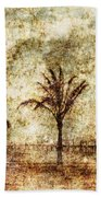 Three Palms 6-2 Beach Towel