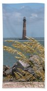 Through The Sea Grass Beach Towel