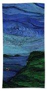 Thunderheads Beach Towel by First Star Art