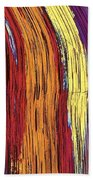 Tiger's Eye 12 Beach Towel
