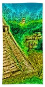 Tikal By Jrr Beach Towel