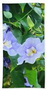 Time For Spring - Floral Art By Sharon Cummings Beach Towel
