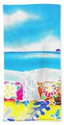 Time Stands Still Beach Towel