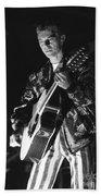 Tin Machine - David Bowie Beach Towel