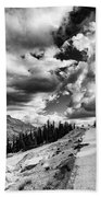 Tioga Pass Beach Towel