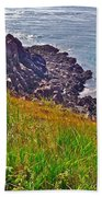 Tip Of Cape D'or-ns Beach Towel