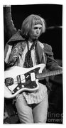 Tom Petty And The Heartbreakers Beach Towel