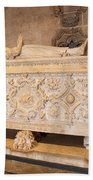 Tomb Of Vasco Da Gama Beach Towel