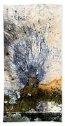 Tombstone Abstract Beach Towel