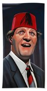 Tommy Cooper Beach Towel