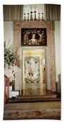 Tony Duquette's Entrance Hall Beach Sheet