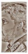 Tony Stewart In 2011 Beach Sheet