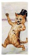 Top Cat Beach Towel