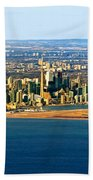 Toronto 2 Beach Towel