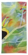 Toucan Play At This Game Beach Towel