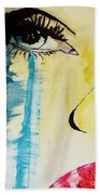 Tougher Than You Think 2 Beach Towel