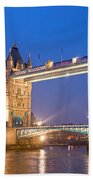 Tower Bridge Beach Towel
