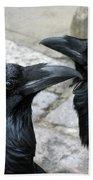 Tower Ravens Beach Sheet