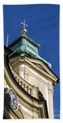 Tower Vienna Austria Beach Towel