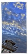 Tower View Beach Towel