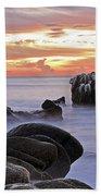 Tranquil  Beach Towel