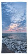 Tranquil Solitude Beach Sheet