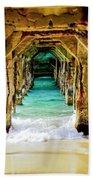 Tranquility Below Beach Sheet