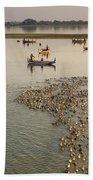 Travel Images Of Burma Beach Towel