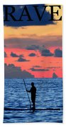 Travel Work One Beach Towel