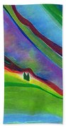 Travelers Foothills By Jrr Beach Towel