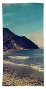 Treasures Beach Towel by Laurie Search