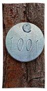 Tree 1001 Beach Towel