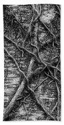 Tree Hugging Beach Towel