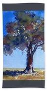 Tree Of Color Beach Towel