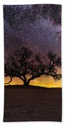 Tree Of Wisdom Beach Sheet